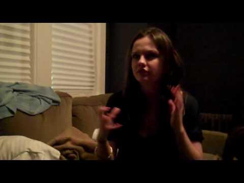 Emily Meade talks homeless people