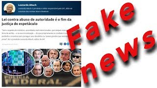 """""""Lei Cancellier"""" (de Taubaté!), a guerra híbrida e as fake news – Duplo Expresso 15/ago/2019"""