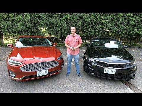 Kia Optima vs Ford Fusion, ¿cuál de los dos está hecho para ti?