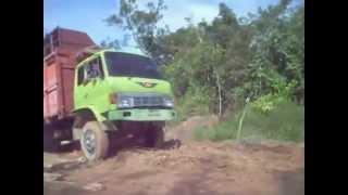 vuclip Video Lucu Ketika Ban Mobil Truk Terlepas (Koplak!!!)