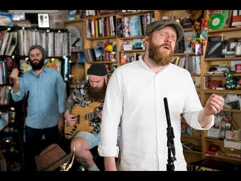 Alex Clare: NPR Music Tiny Desk Concert