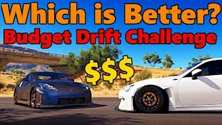 Forza Horizon 3 | Budget Drift Car Multiplayer CHALLENGE! Auction house Shopping