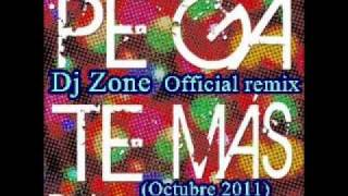 Dj Zone feat Dylan & Lenny   Pegate Mas Official Remix Octubre 2011