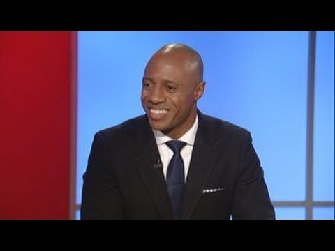 NBA star Jay Williams on overcoming a near-fatal accident