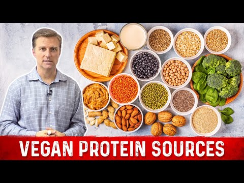 Top Vegan (Plant-Based) Protein Sources
