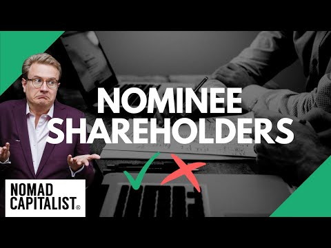 Pros and Cons of Nominee Shareholders