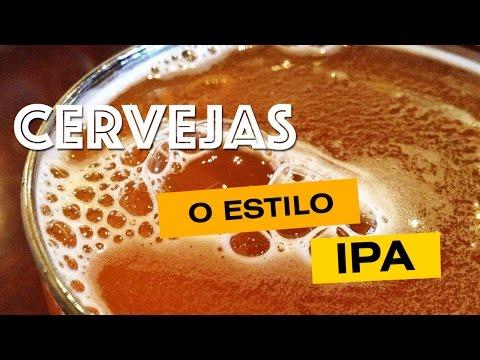 Cervejas Artesanais - Estilo IPA