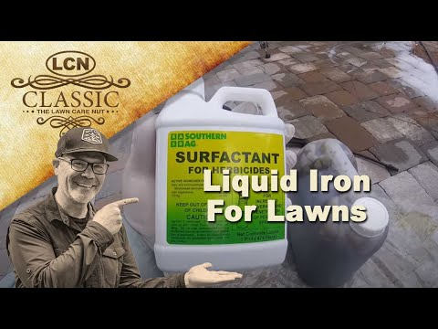 Liquid Iron For Lawns - Another Way To Dominate