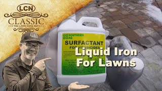 Liquid Iron Lawns