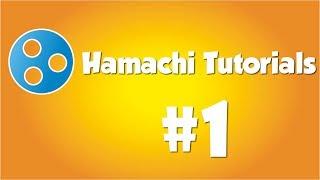 |Hamachi Tutorials| Jak vytvořit LAN Server | #1