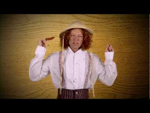 Interactive Museum featuring Carrot Top