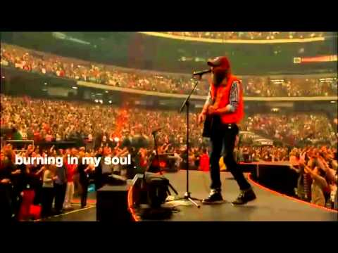 Burning In My Soul   Passion 2013 Finale Yaunker, Crowder, Tomlin, Redman, Stanfill HD & LYRICS