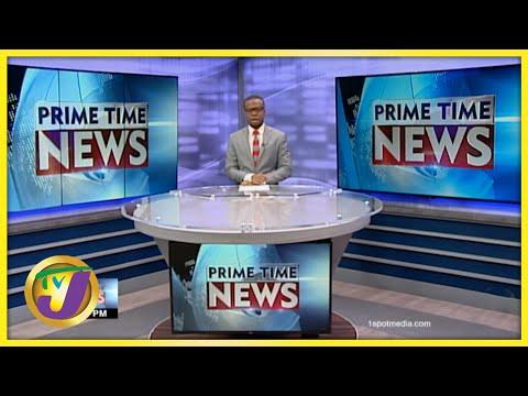 Jamaica News Headlines   TVJ News - June 20 2021