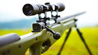 10 Best SNIPER RIFLES in Video Games | Chaos