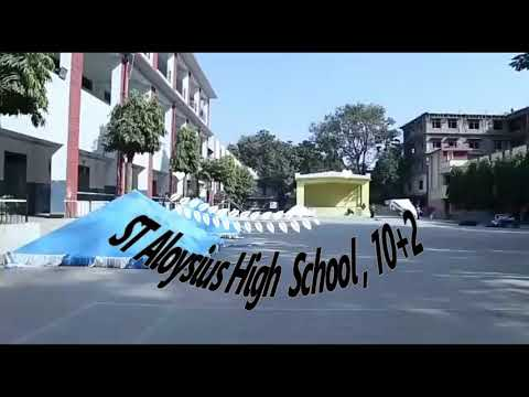 I miss my school || St Aloysius high school ,10+2