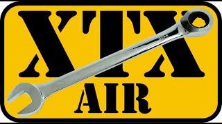 Remove a stuck BSA R-10 regulator XTX