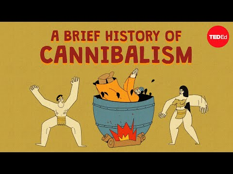 A brief history of cannibalism - Bill Schutt