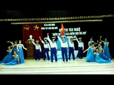 Múa Biển Đảo Quê Hương - A13K68 THPT Lương Ngọc Quyến - Thái Nguyên