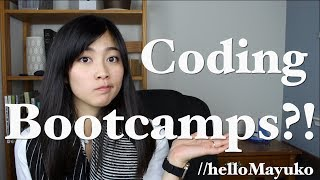 CODING BOOTCAMPS: What is it and should you go to one?!