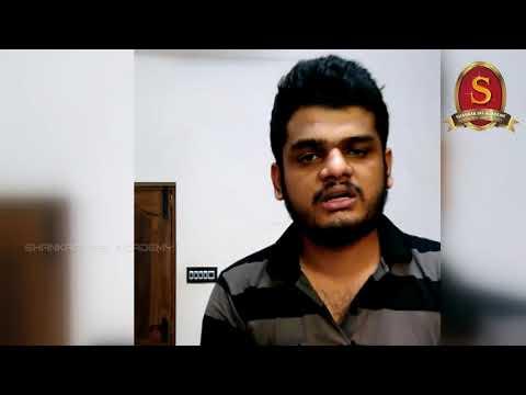 Arjun K R  on why he chose Shankar IAS Academy for UPSC Coaching