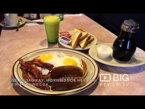 Tom's Restaurant a Restaurants in New York serving Espresso and Omelette