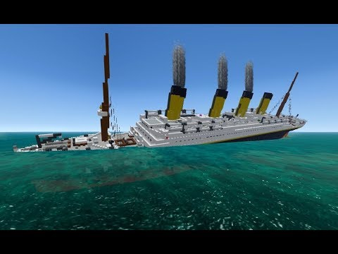 Sinking of the Titanic! From the Depths,  (Master Jam Design)