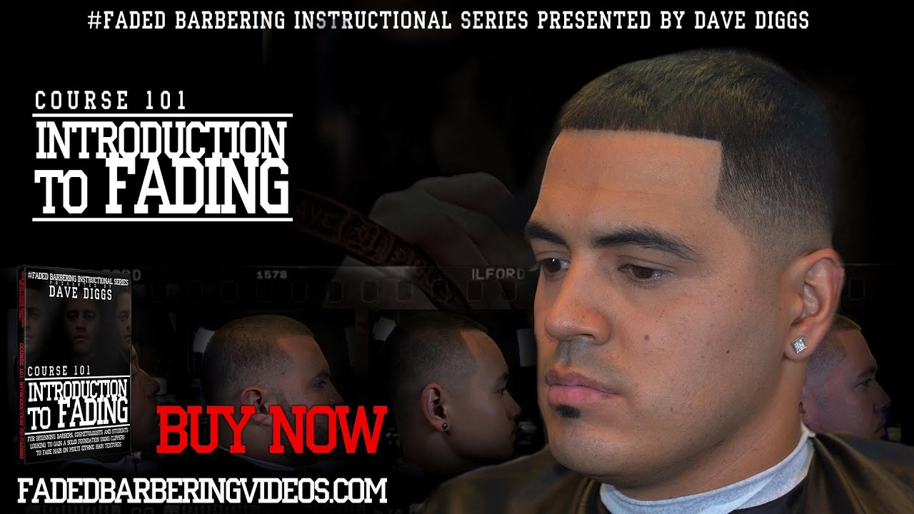 6 Mid Bald Fade Latin Hair Course 101 Intro To Fading