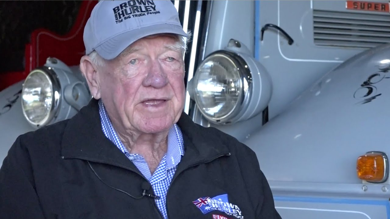 Trucking legend Jim Hurley of Brown & Hurley: Classic Restos - Series 44