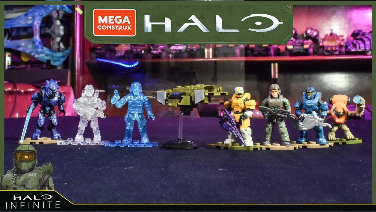 Download Halo Infinite Mega Construx Serie 1 Review - Blind Bags | El tio pixel