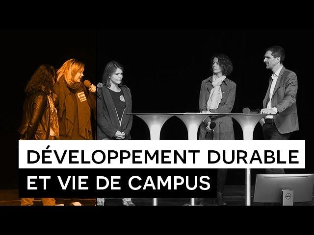 Limoges Campus - Développement durable et Vie de Campus