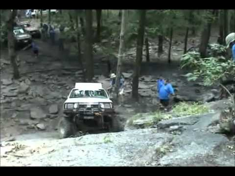 Offroad Ultimate Adventure 2010 - Part 4 - Rausch Creek, PA