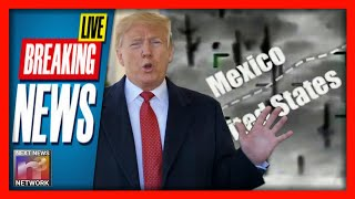 BREAKING: PRESIDENT TRUMP'S URGENT MESSAGE ON THE BORDER CRISIS