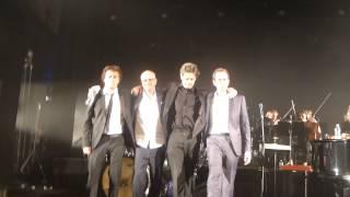 Benjamin Biolay aux Folies Bergère - 30 juin 2015  - Fin du concert