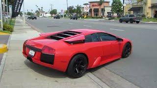 Lamborghini Murcielago by Raging Bull Performance