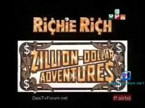 Download Richie Rich in Hindi/Urdu Episode02 _(by : Pogo)