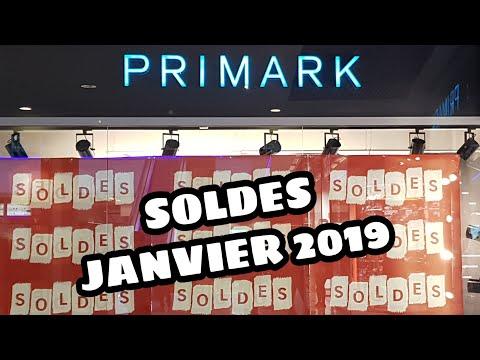 LES SOLDES À PRIMARK JANVIER 2019