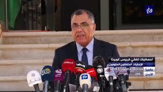 تمديد حالة الطوارئ نظرا لارتفاع أعداد المصابين بفيروس كورونا في فلسطين (3/4/2020)