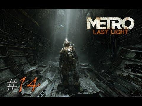 Смотреть прохождение игры Metro: Last Light. Серия 14 - Эпидемия вируса.