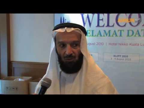 Kuala Lumpur Islamic Finance Forum 2010 - Interview - Sheikh Essam Ishaq