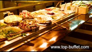 Best Cheapest Sunday Brunch in Vegas:  15 dollars of Great Food from top-buffet.com
