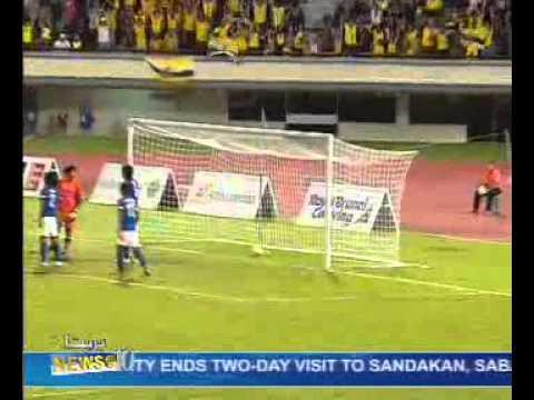 Malaysia Vs Brunei (0-3) [Hassanal Bolkiah Trophy 2012]