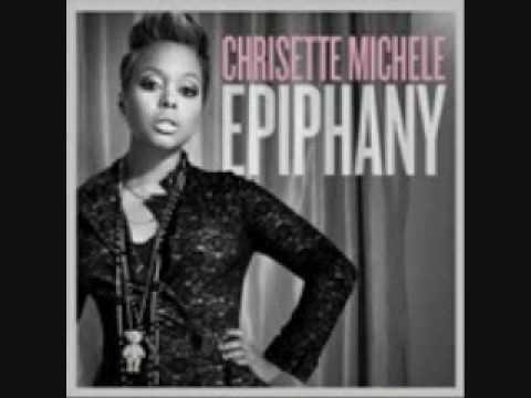 Chrisette Michele Blame It On Me