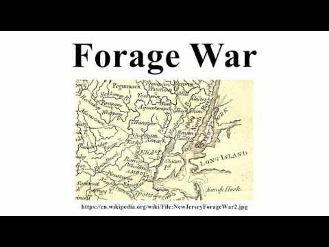 Forage War