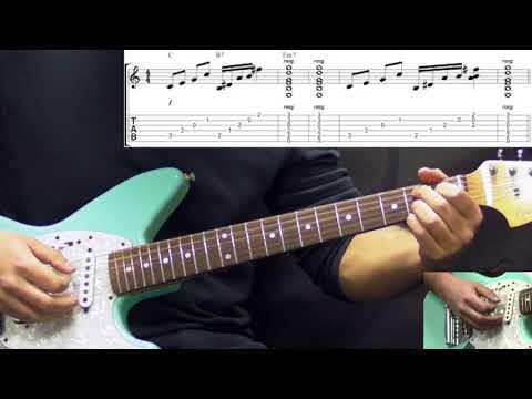 Stone Temple Pilots - Creep - Alternative Rock - Guitar Lesson (w/Tabs)