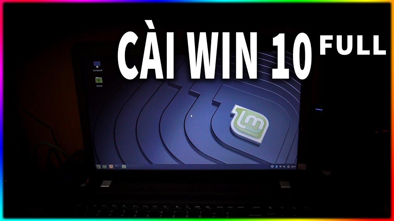[LIVE] CHÁN LINUX MINT CÀI LẠI WIN 10 FULL (Link tải dưới mô tả nhé)