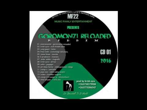 Instrumental - Goromonzi Reloaded Riddim Zimdancehall [AUGUST 2016]  Tidal Version