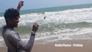 Longline Fishing in SeaShore | New Fishing Technique in Seashore