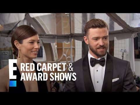 Justin Timberlake & Jessica Biel Take Over E!'s Red Carpet | E! Live from the Red Carpet
