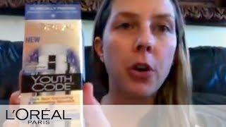 Dark Spot Correcting Cream Real Review | Youth Code | L'Oreal