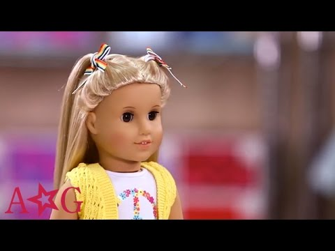 Julie's Hair Styling Set | Doll Hairstyles | American Girl